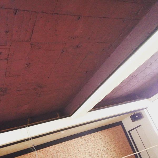 『お漏らし対策天井工事』