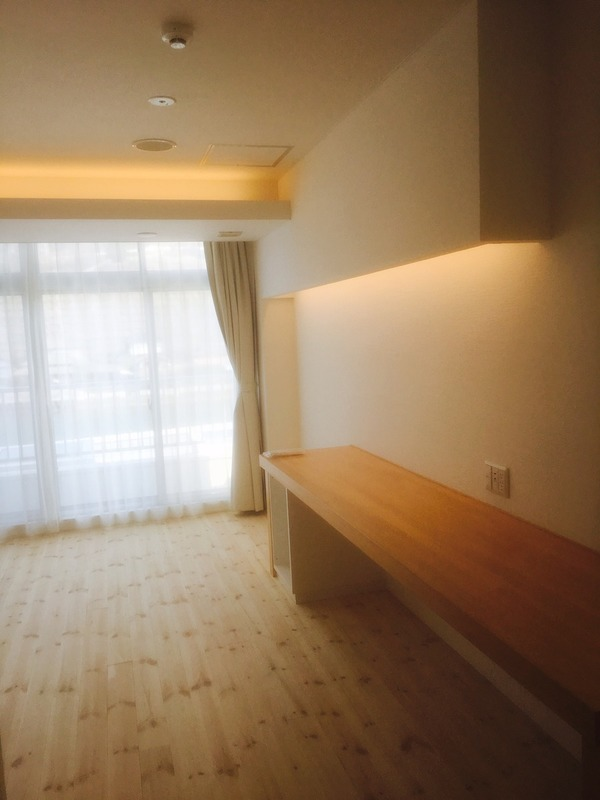 『Amakusa Santa Coming Hotel』~窓周りカーテン取り付け編~