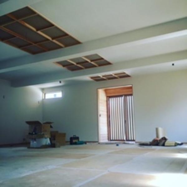 『木原建設㈱』K様邸内装工事