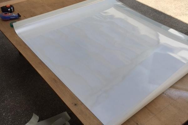 『飛散防止UVカットガラスフィルム』GF-711