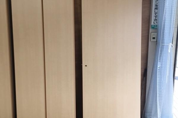 『3M DI-NOCフィルム』既製品室内ドア補修