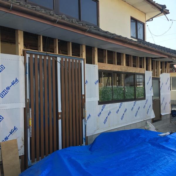 『H様邸renovation』まだまだっ!
