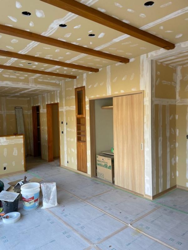 『新築住宅内装工事』